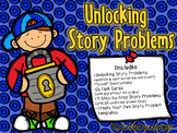 Unlocking Story Problems {Addition and Subtraction Key Word Unit}