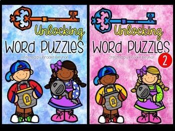Unlocking Word Puzzles BUNDLE