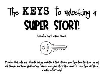 Unlocking a Super Story