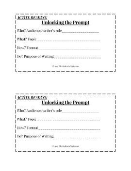 Unlocking the Prompt CUES Checklist