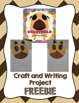 Unlovable Craft and Writing Prompt