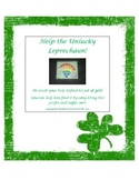Unlucky Leprechaun:  A Prefix and Suffix Craftivity