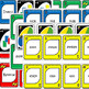Uno-like Fluency Game - Read Well Units 11 - 14 {76 Pattern and Tricky Words}