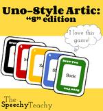 """Uno-Style Artic """"S"""""""