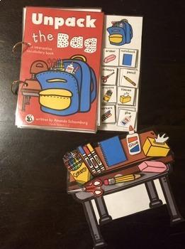 Unpack the Bag! An interactive & adaptive book
