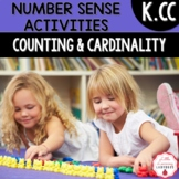 Unpacking Common Core Standards {K.CC Counting & Cardinality} Aligned to CCSS