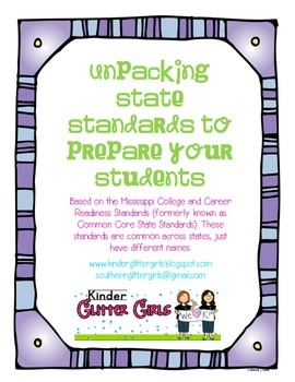 Unpacking State Standards to Prepare Your Students