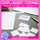 Unplugged Coding: Mouse-Cheese. Adapted & Leveled Tech for SpEd and Autism Units