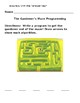 "Unplugged Coding Programming Lesson and Game ""The Gardener's Maze"" EDITABLE"