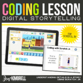 Unplugged Coding and Digital Storytelling with Scratch, Jr