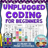 Unplugged Coding for Beginners | Distance Learning Option