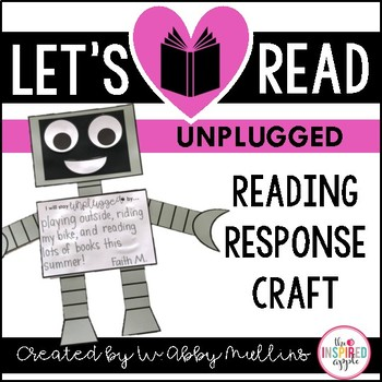 Unplugged End of the Year Craft