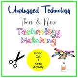 Unplugged Technology Then & Now Technology Matching
