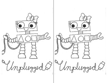 Unplugged activities