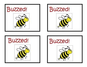 Unpredictable Vowel Teams Buzzed!