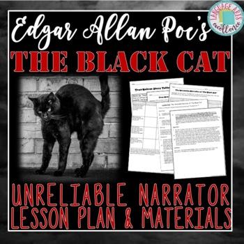 Unreliable Narrator of The Black Cat Lesson Plan