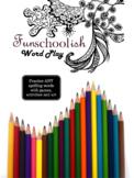 Word Play Workbook - Any Spelling Word Games