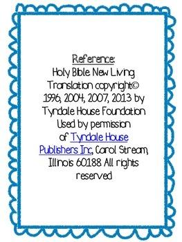 Unscramble Bible Verse