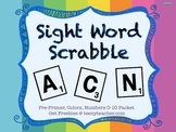 Unscramble COMPLETE List Dolch and Fry Sight Words- Daily