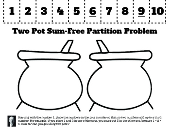 Unsolved Addition Puzzles: Easy to Understand, Great for 1st and up!