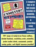 Unsolved Mysteries - A Complete Research Unit