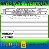 Unsolved Mysteries - CSS HUNLEY