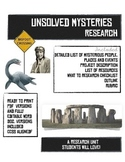 Unsolved Mysteries Research Unit