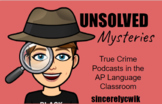 Unsolved Mysteries: True Crime Podcasts