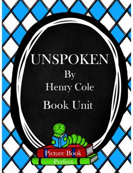 Unspoken Book Unit