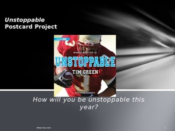 Unstoppable Back to School Writing Activities