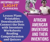 African-American Inventors & their Inventions, LessonPlan,