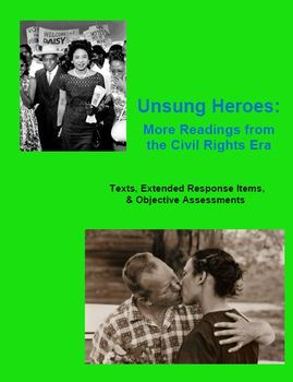 Unsung Heroes: More Non-Fiction Readings from the Civil Rights Era