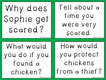 Unusual Chickens for the Exceptional Poultry Farmer Discussion Question Cards