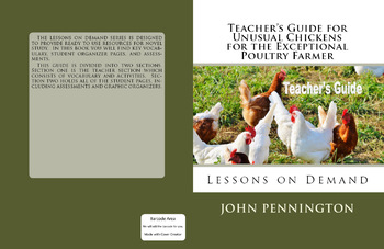 Unusual Chickens for the Exceptional Poultry Farmer Teacher's Guide