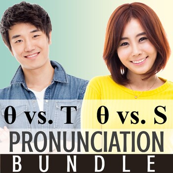 Unvoiced TH vs. T and S:  Pronunciation / Phonics for ESL Adults