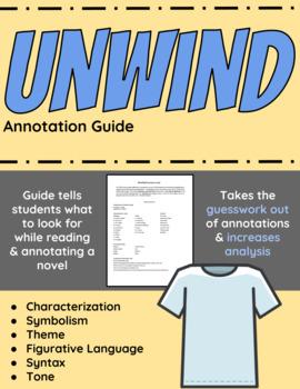 Unwind Annotation Guide