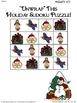 Primary Sudoku Christmas Gift