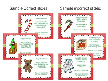 Unwrap the Melody: 3 interactive PDF games for practice ti