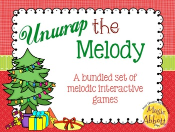 Unwrap the Melody: Bundled Set