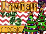 Unwrap your FREEBIE Christmas Clipart #3 {Creative Clips Clipart}