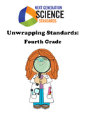 Unwrapping NGSS Standards- Fourth Grade