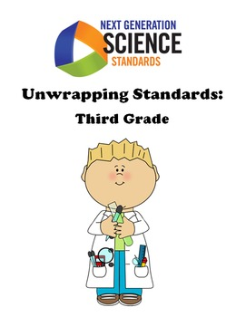 Unwrapping NGSS Standards- Third Grade