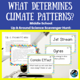 What Determines Climate Patterns: Up & Around Science Scavenger Hunt
