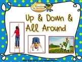 Up, & Down, & All Around – Songbook Mp3 Digital Download