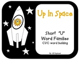 "Up In Space: Short ""U"" CVC Word Building"