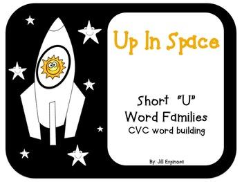 "Up In Space: Short ""U"" CVC Word Building"