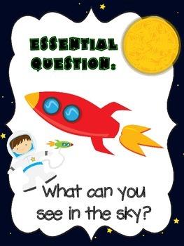Up In The Sky - Wonders First Grade - Unit 5 Week 2