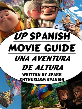 Up Movie Guide in Spanish / Una Aventura de Altura - All Levels - Editable