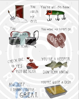 Up North Valentines {CU OK}