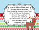 Up On the Housetop: a traditional Christmas song for practicing half note